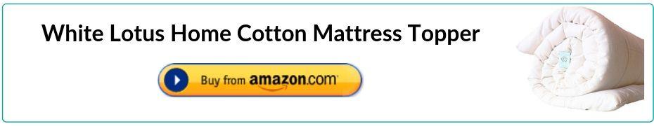 best organic cotton mattress topper