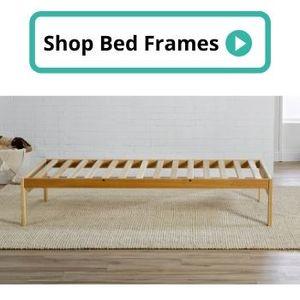 non toxic platform bed frame