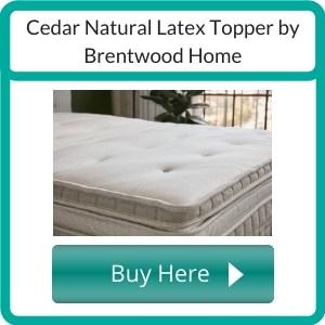 non toxic mattress topper