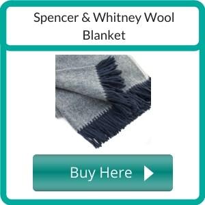 organic wool blanket