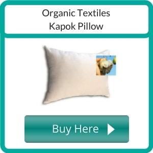 organic kapok pillow