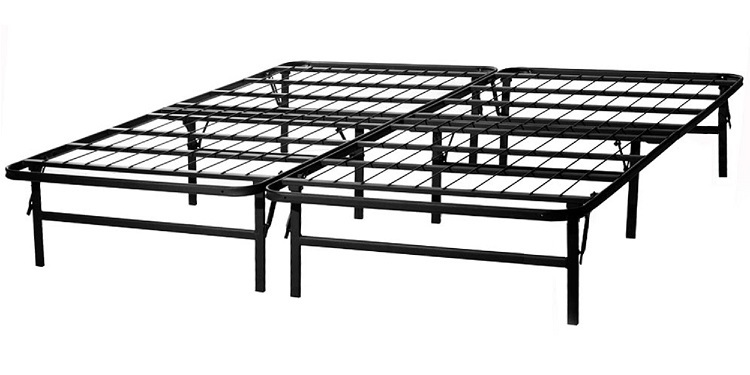 Amore Beds Folding All in One Metal Box Spring