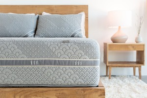 crystal cove mattress by brentwood home