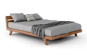 non toxic platform bed