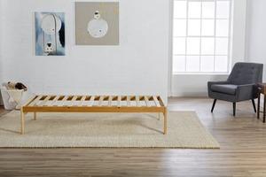 non toxic platform bed