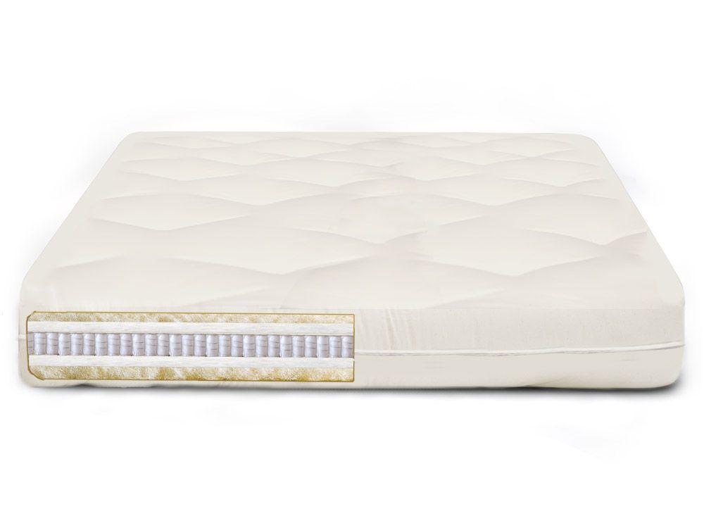 Pure Comfort Natural Cotton Mattress