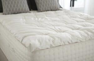 best organic wool mattress topper