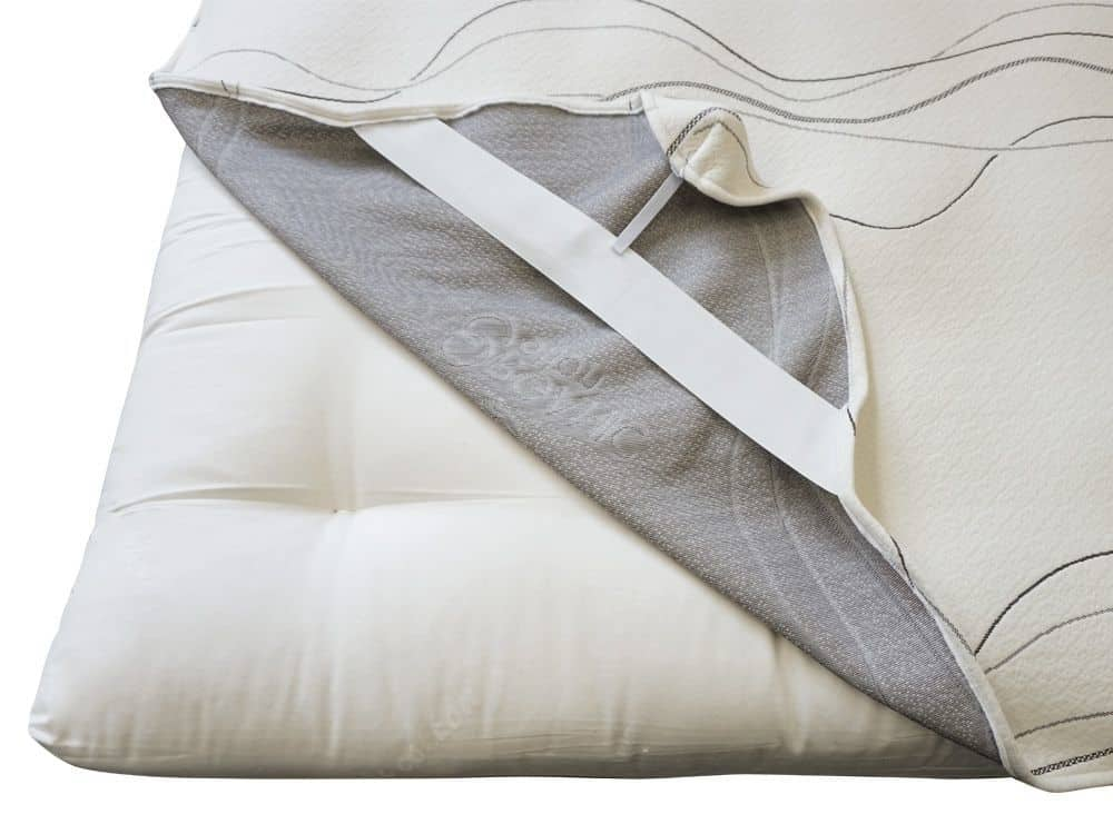 Futon Shop Organic Cotton Mattress Protector
