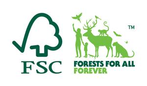 what is fsc certified wood
