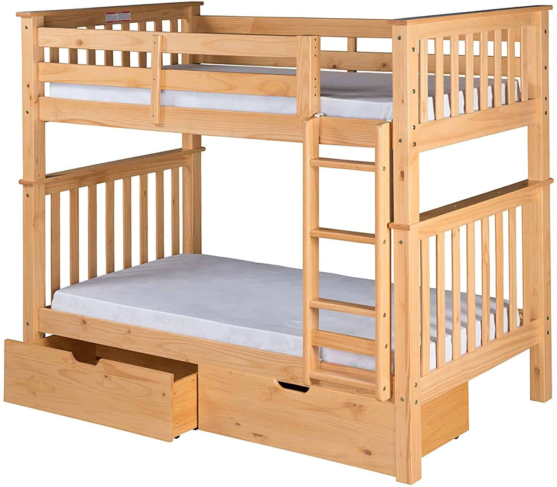 Camaflexi Santa Fe Bunk Bed