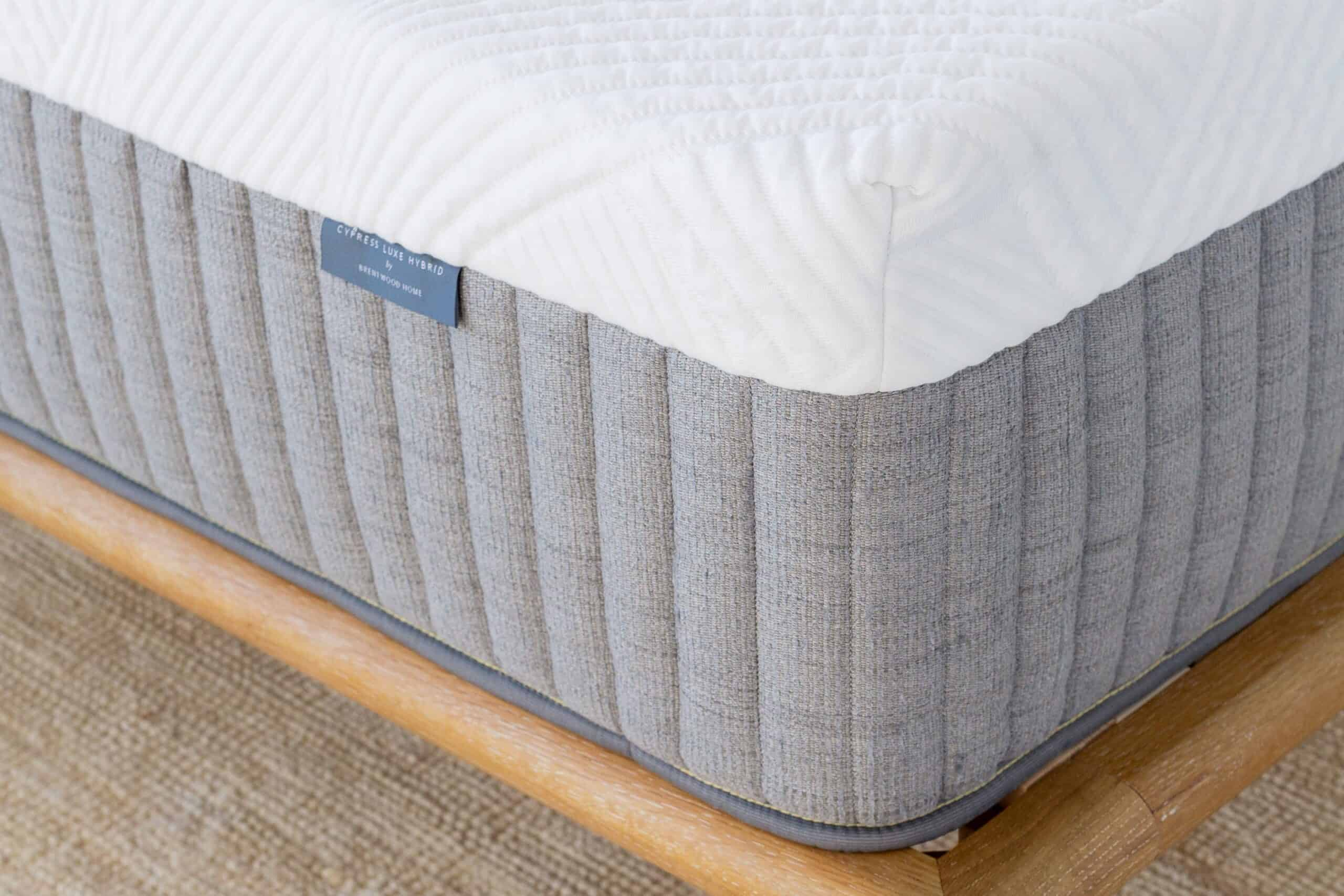Cypress Affordable Memory Foam Mattress