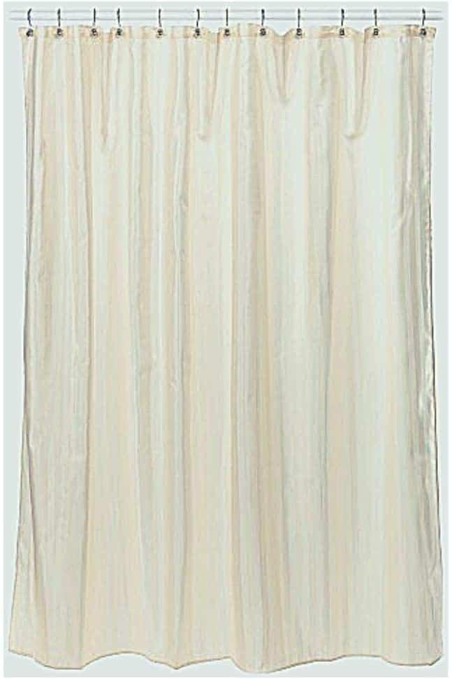 Dream Designs Organic Hemp Shower Curtain