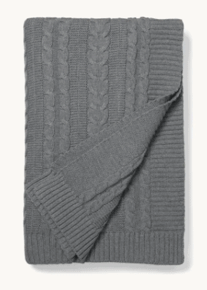 Blankets & Throws by Boll & Branch