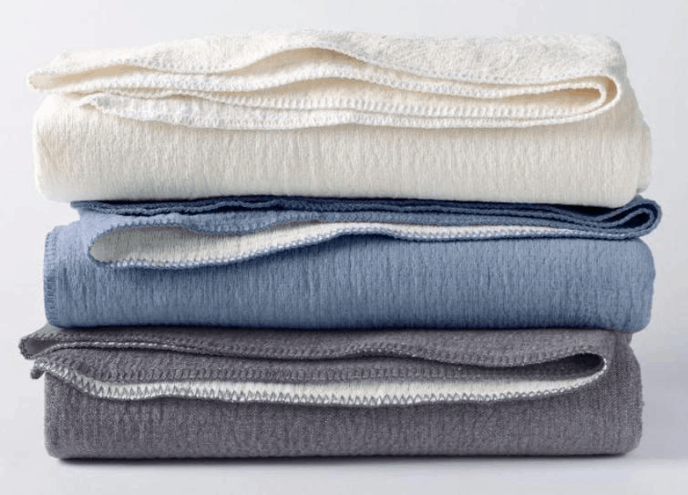 Cozy Cotton Organic Blanket by Coyuchi