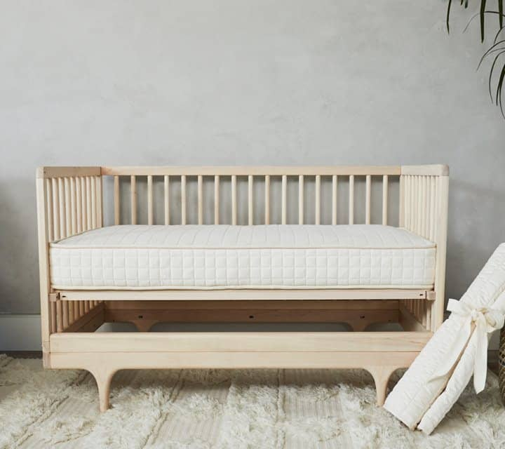 Luxury Organic Crib Mattress by Avocado