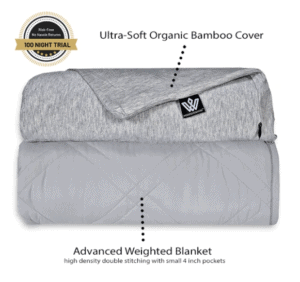 best organic weighted blanket