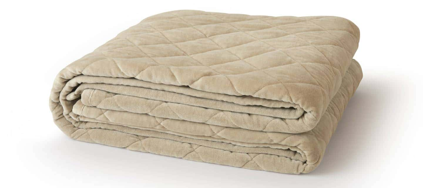 Organic Weighted Blanket by Saatva