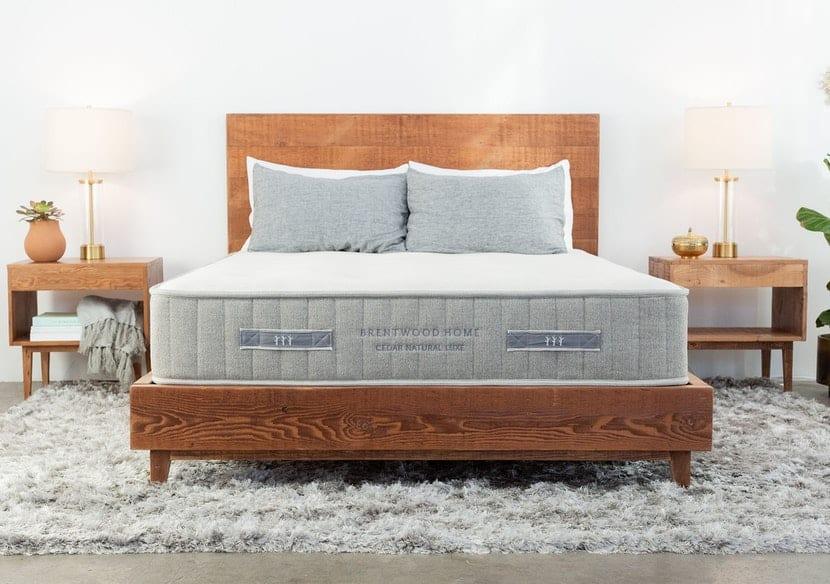 Cedar Natural Luxe Mattress by Brentwood Home