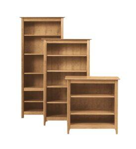 non toxic bookshelves