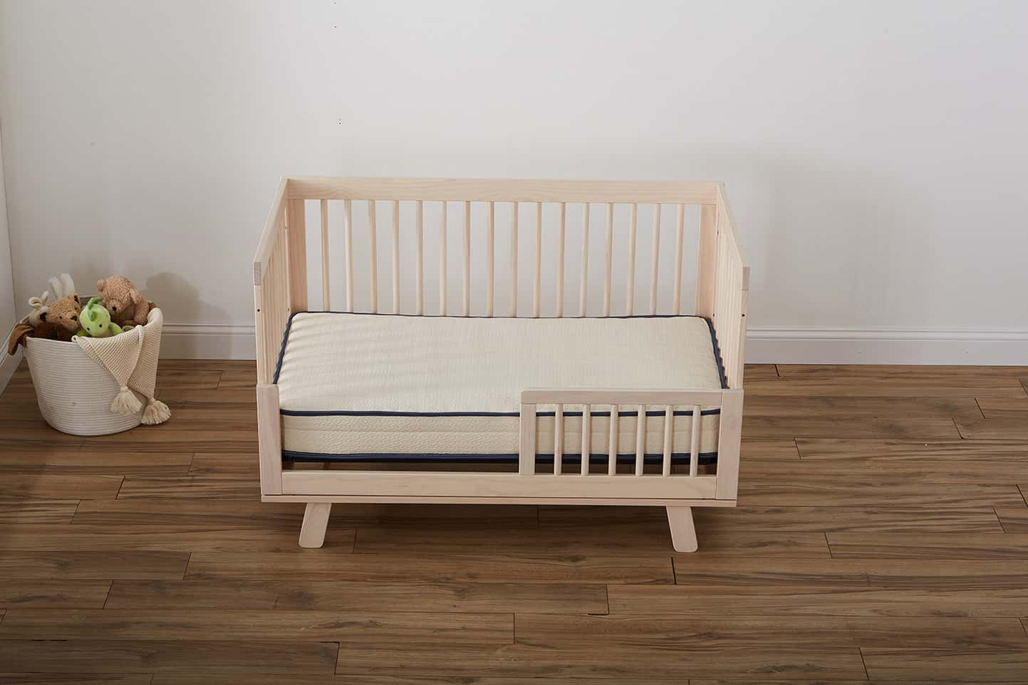 Emily Organic Cotton and Wool Crib Mattress