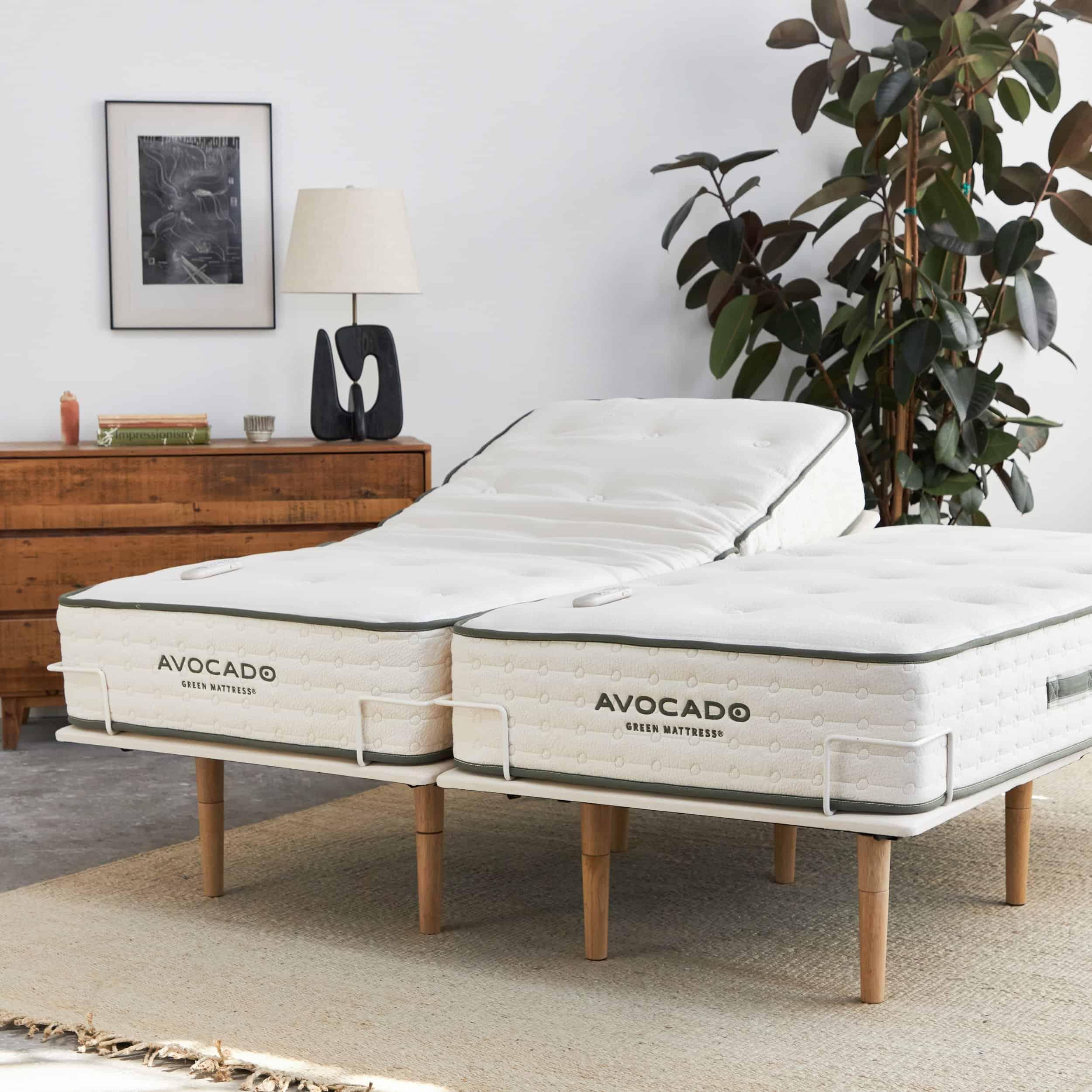 Eco Adjustable Bed Frame Base by Avocado