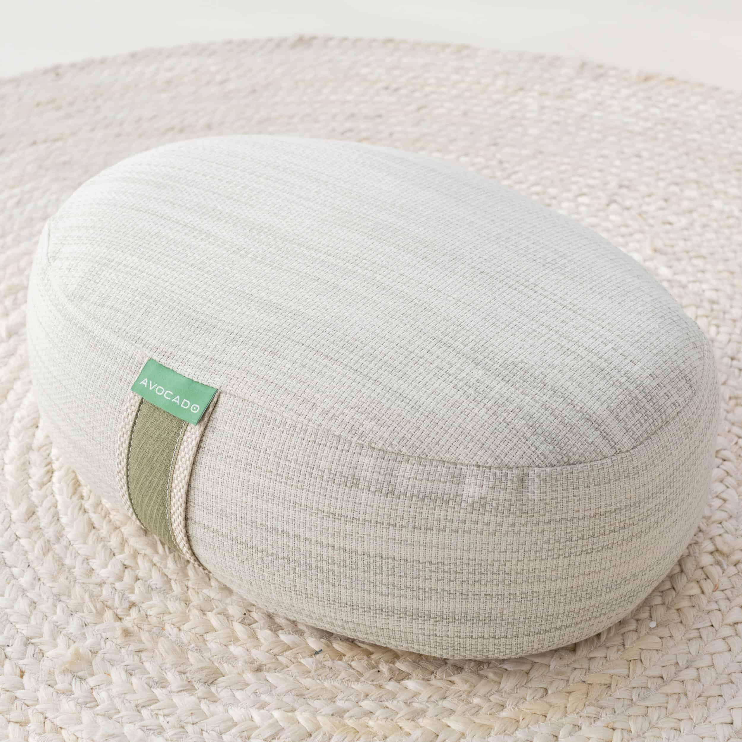 best organic floor pillows