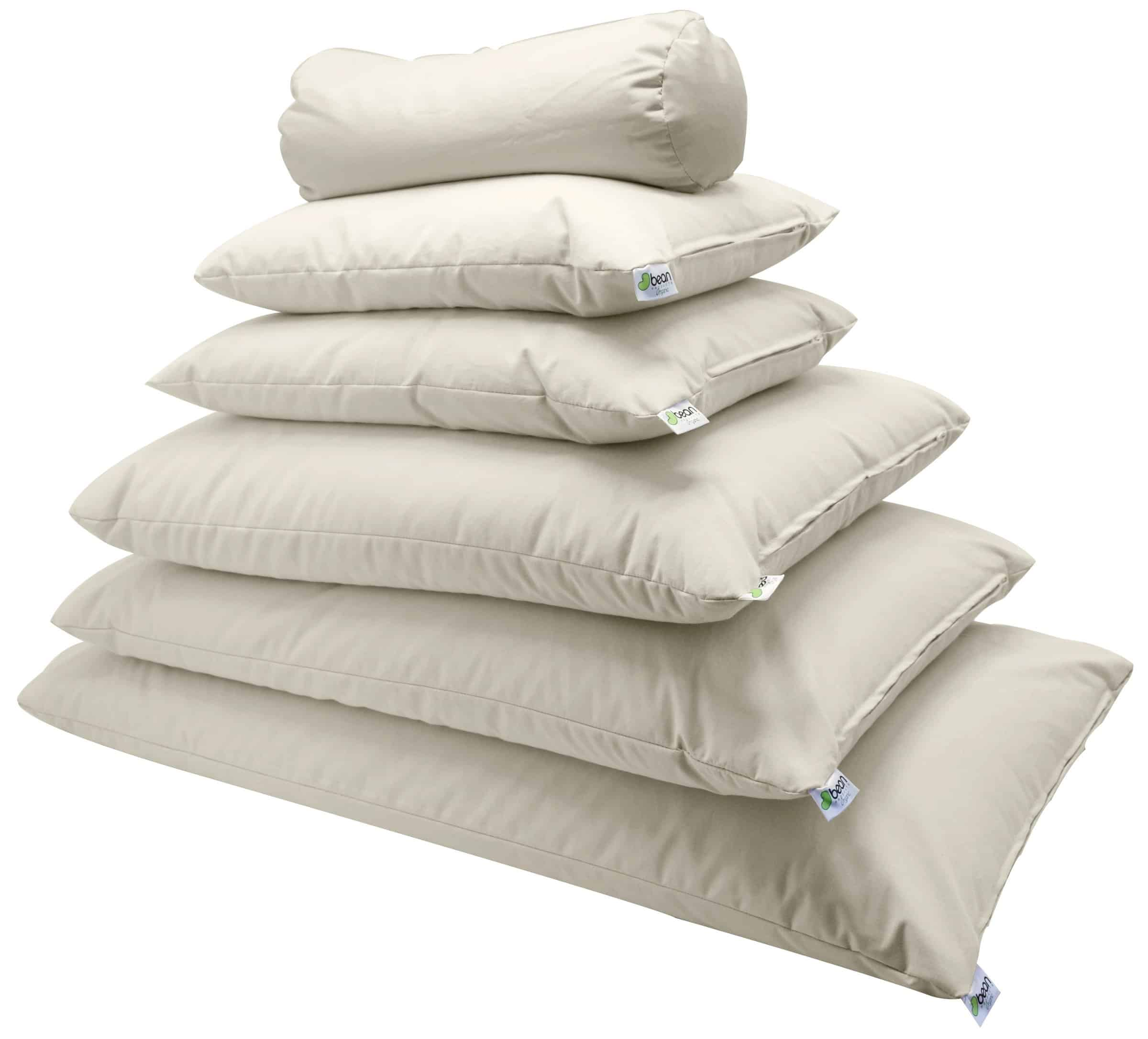 Bean Products Chemical-Free Toddler Pillows