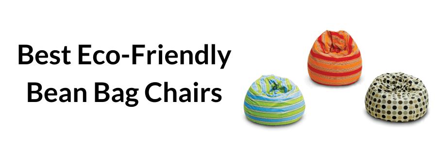 eco-friendly bean bag chairs