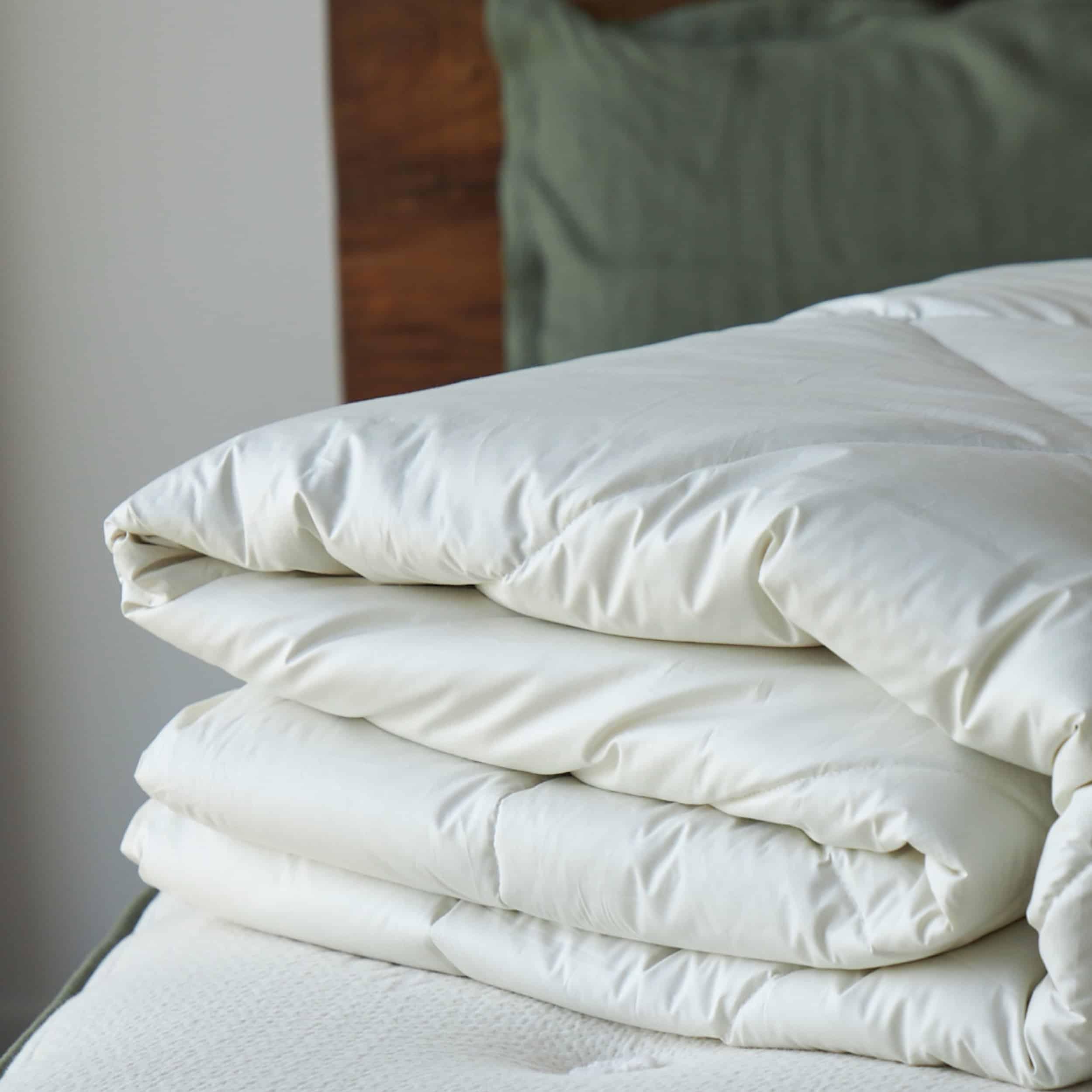 alpaca wool comforter