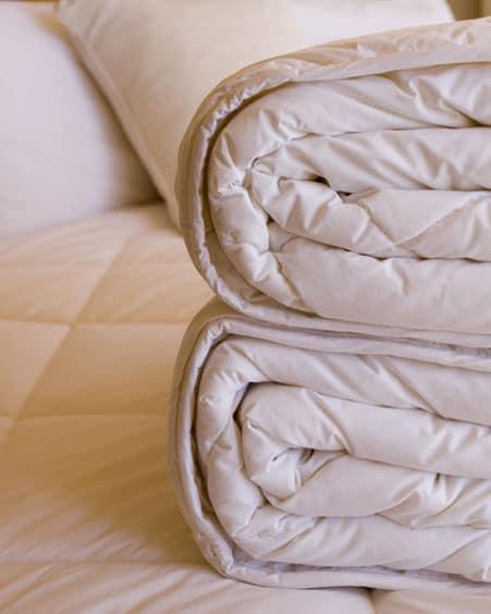 wool comforters