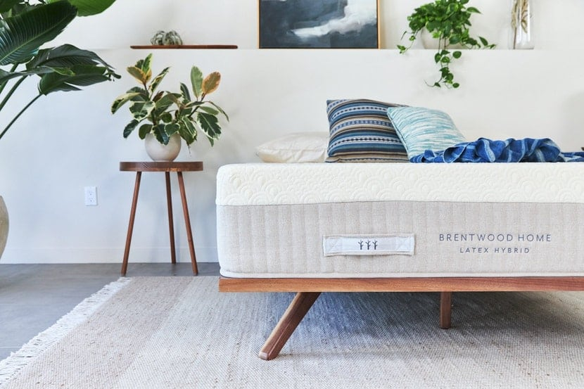 Hybrid Latex Mattress by Brentwood Home