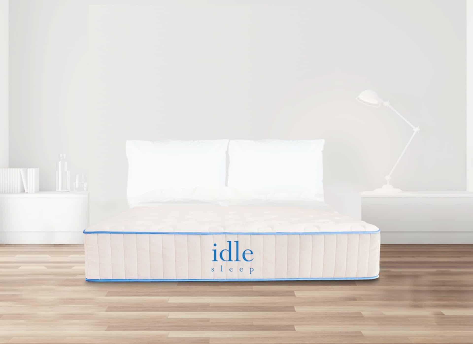 Idle Sleep Idle Latex Mattress