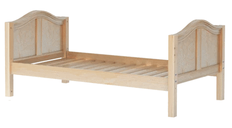 MaxTrixKids Twin Basic Bed