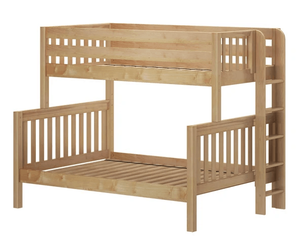 MaxTrixKids Twin Over Full Bunk Bed