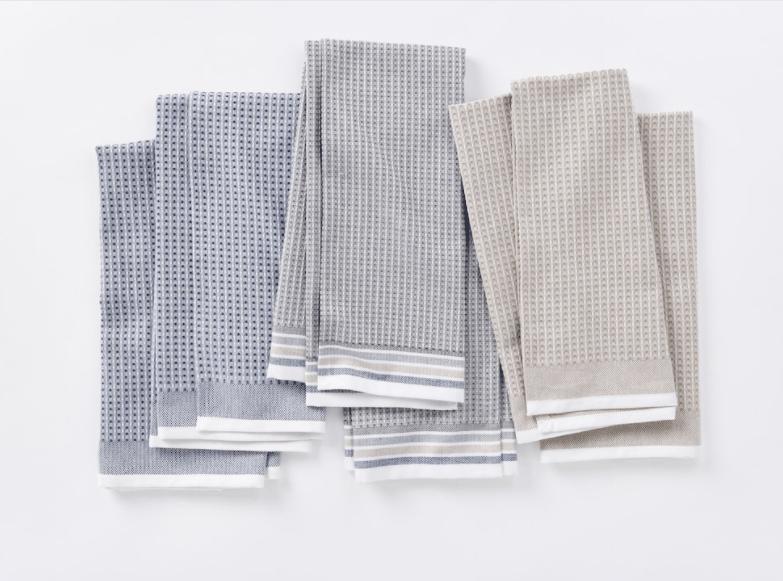 Organic Kitchen Towels by Coyuchi