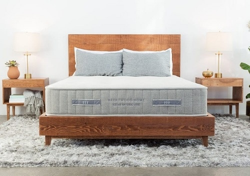 Cedar Natural Luxe Mattress by Brentwood Home