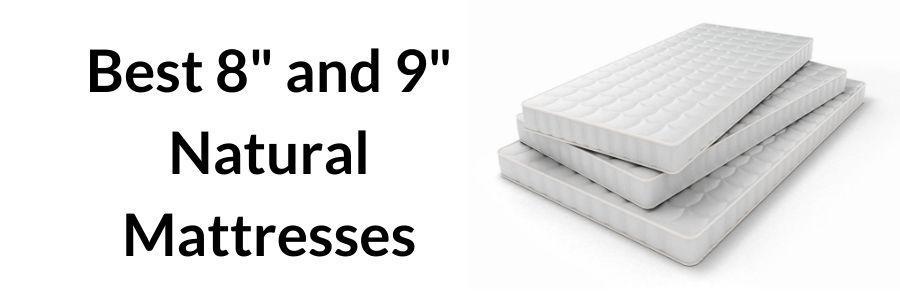 8-9-inch mattress