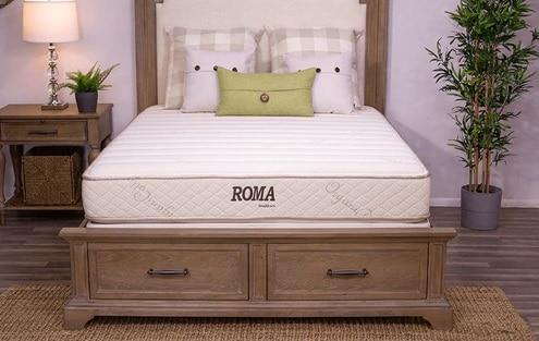 Roma Mattress by Sleep EZ