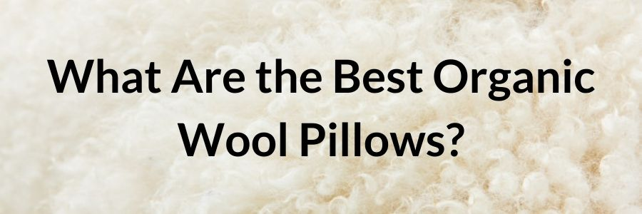 What Are the Best Organic Wool Pillows_
