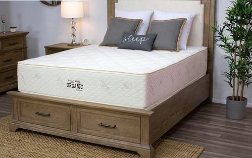 Sleep EZ Organic Latex Mattress