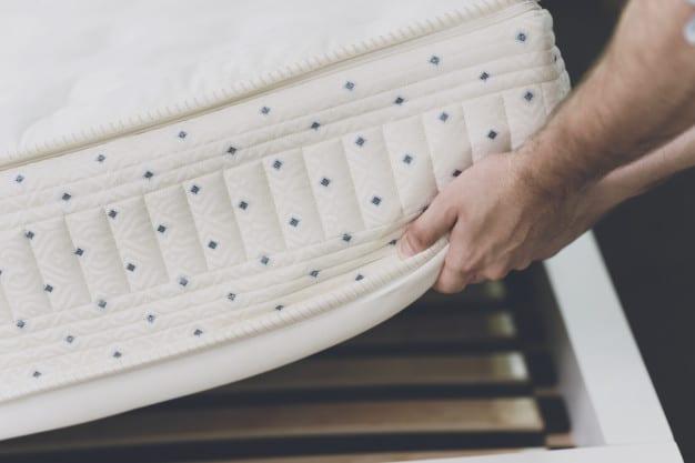 do latex mattress sag