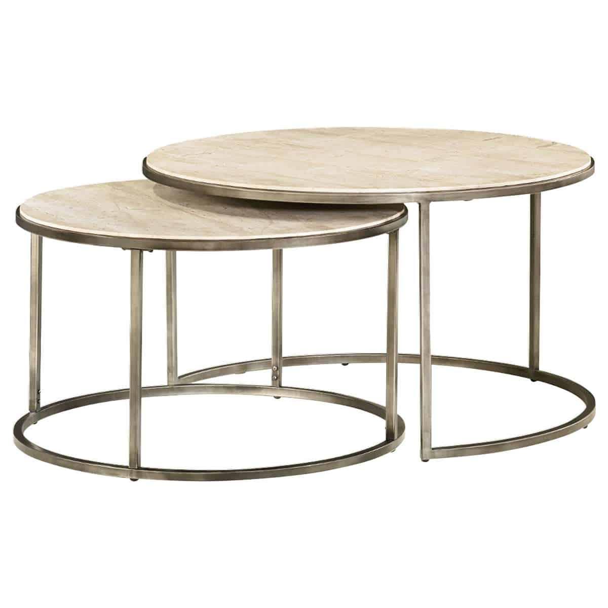 Modern Basics Round Coffee Table