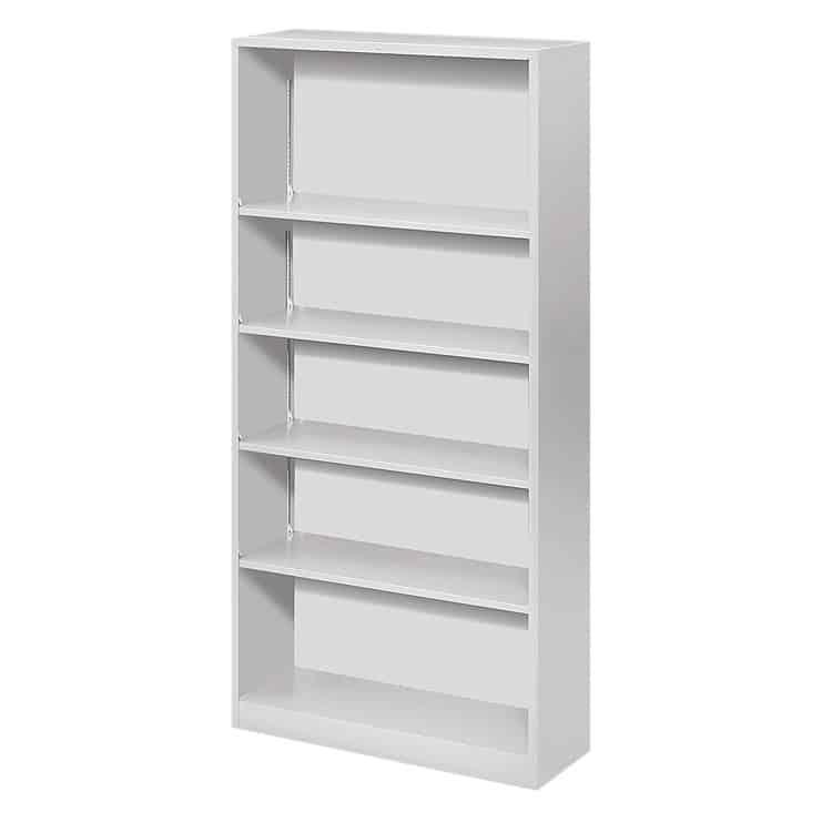 Brigade Metal Bookcase