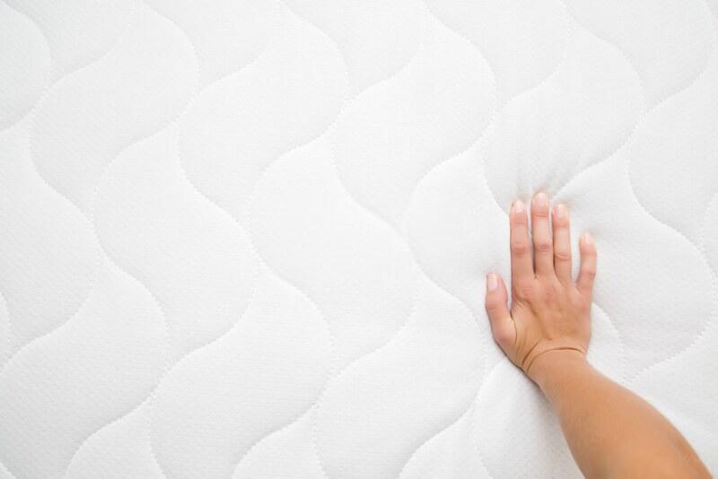mold in mattress