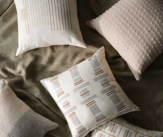The Citizenry Throw Pillows