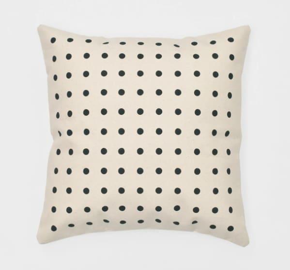 California Cotton Throw Pillow Covers