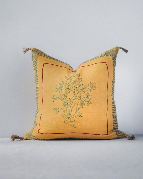 Soil to Studio Throw Pillows