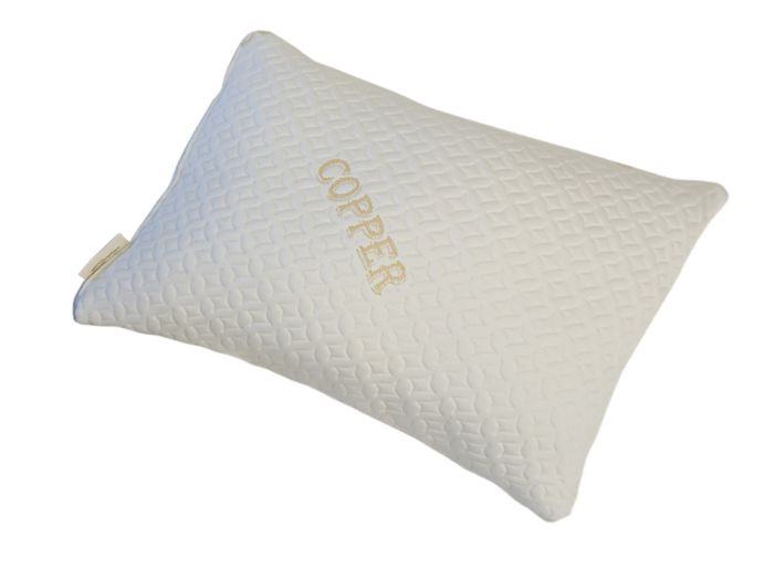 Copper Infused Pillow Protector Case by The Futon Shop