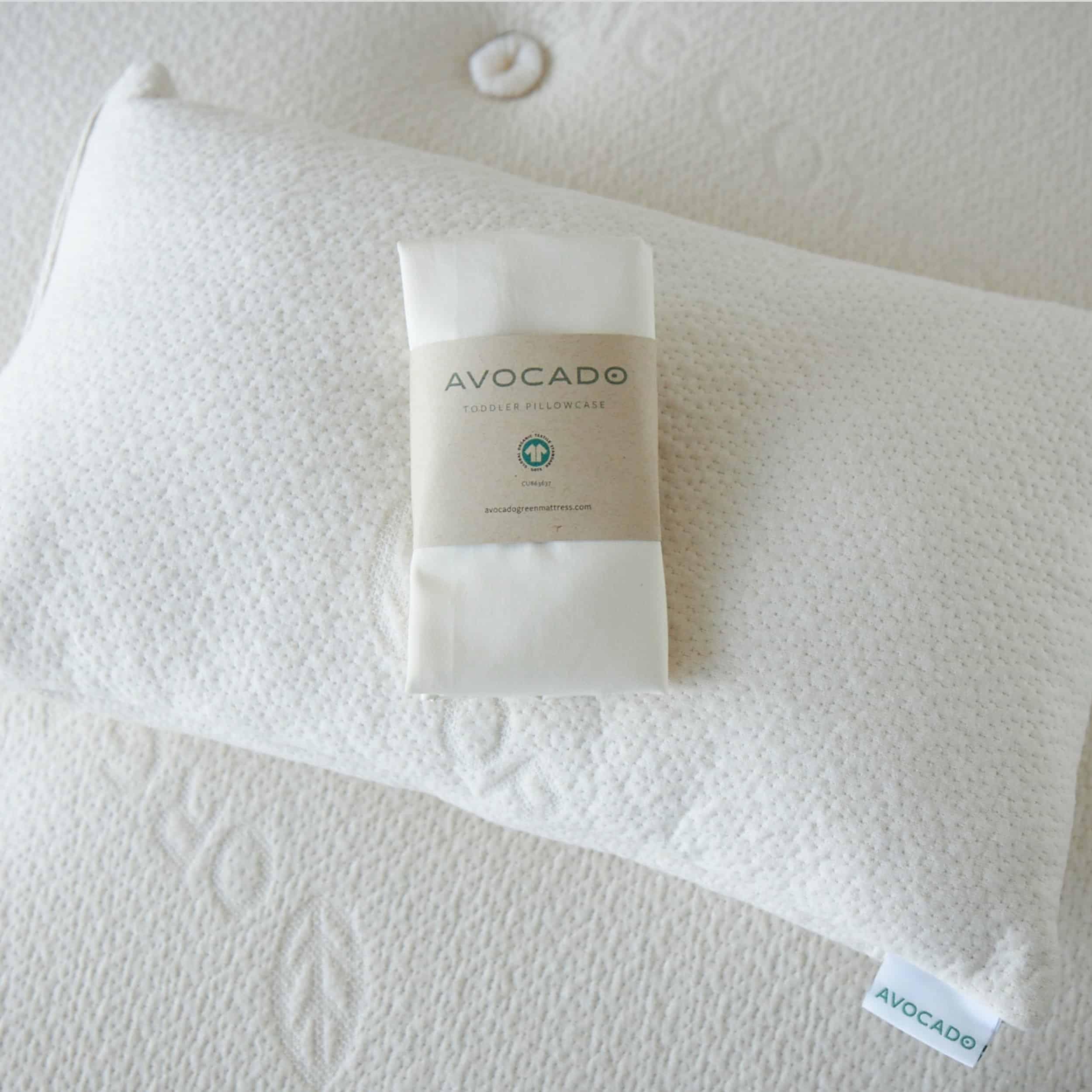 Avocado Organic Mini Pillow