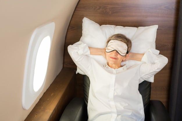 organic travel pillow